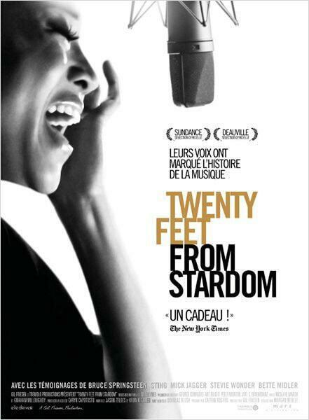 [Concours] Twenty Feet from Stardom