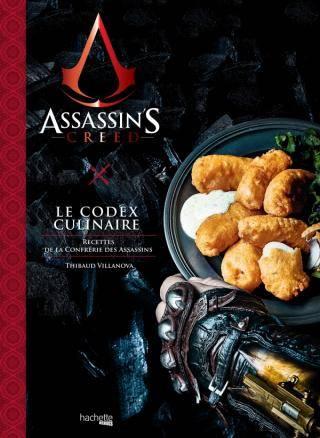 Assassin's creed codex culinaire