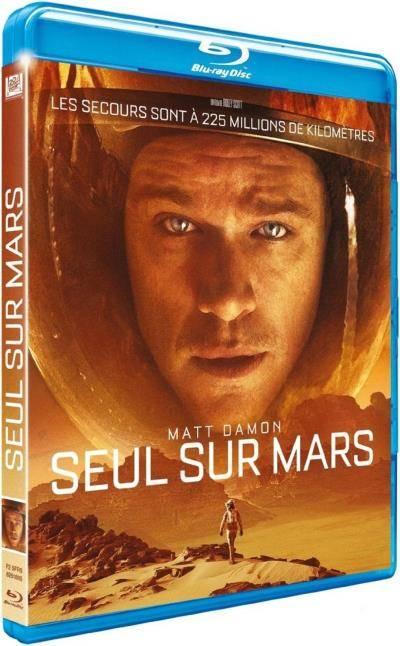 BR_Seul sur Mars film Matt Damon