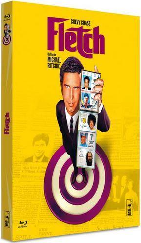 Blu-Ray Fletch Chavy Chase