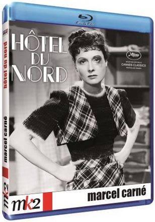 Blu-Ray Hôtel du nord film