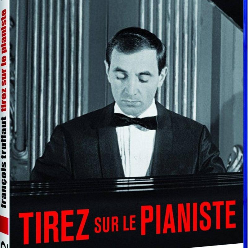 Blu-Ray Tirez sur le pianiste film
