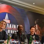 Captain America Civil War_conférence de presse
