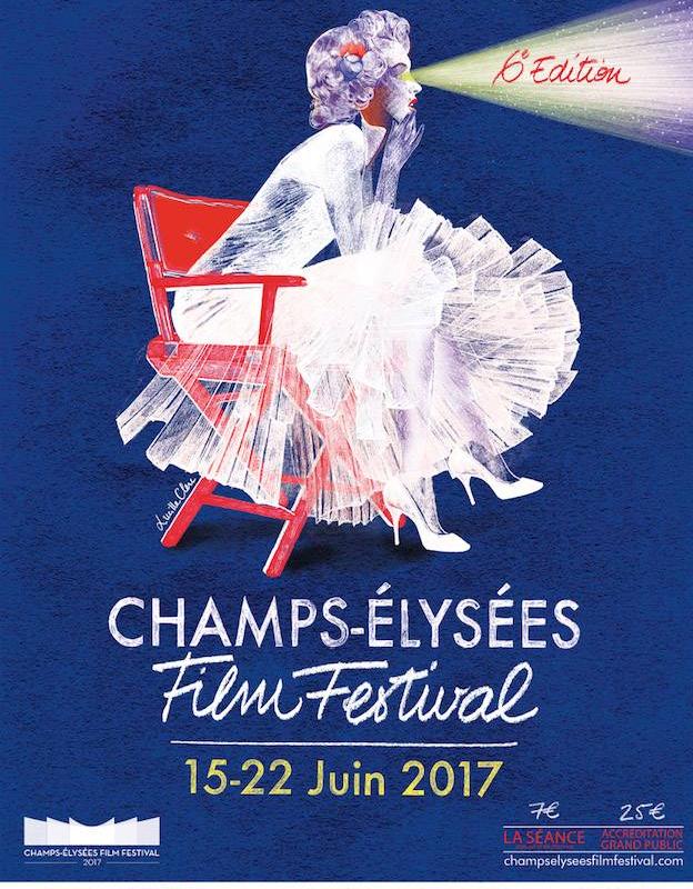 Champs élysées film festival 2017