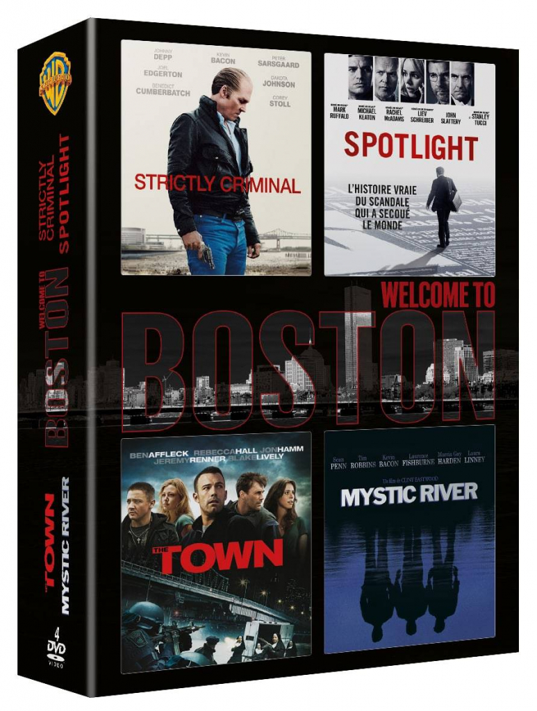 Coffret Boston