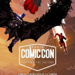 Affiche Paris Comic Con