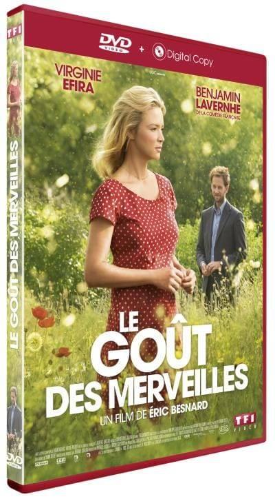 DVD_Le goût des merveilles_Virginie Efira