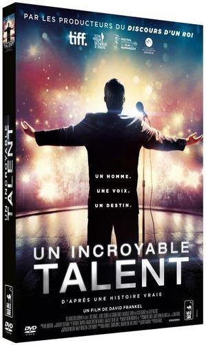 DVD_Un incroyable talent David Frankel