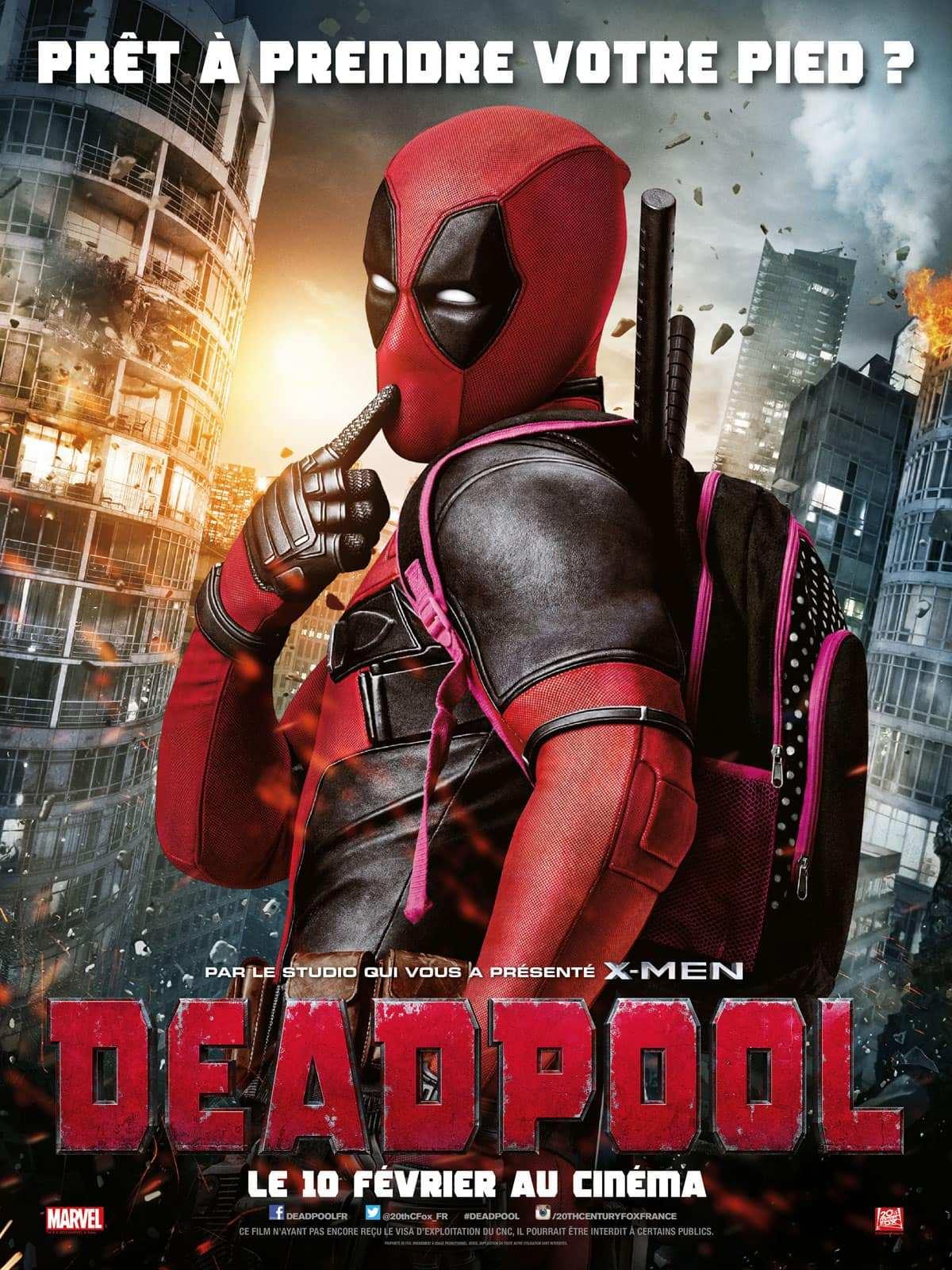 Deadpool film Ryan Reynolds