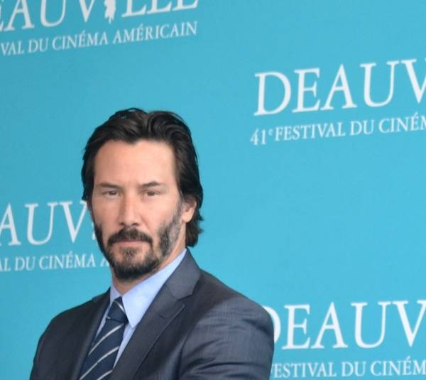 Deauville-Jour 2-Keanu Reeves