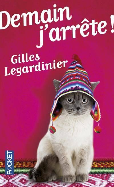 Miss Bobby_Demain j'arrête Gilles Legardinier