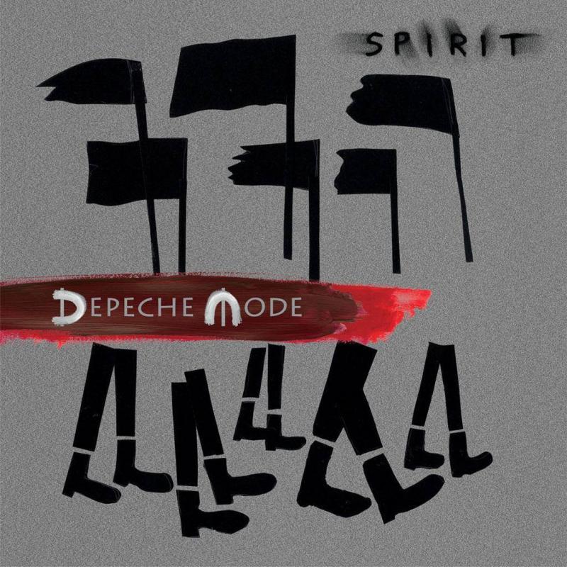 Depeche Mode Spirit_Sony