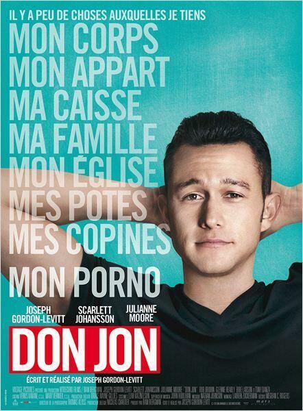 Don Jon : critique + concours