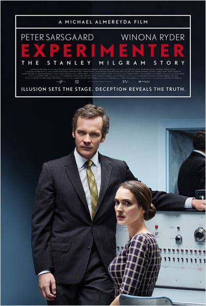 Experimenter film Peter Sarsgaard