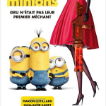 Miss Bobby_Les Minions