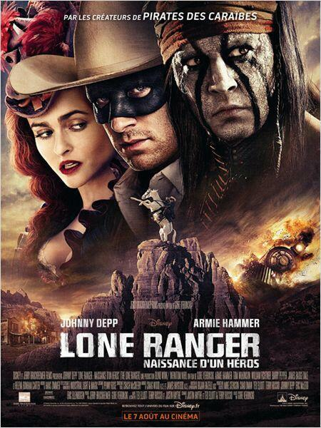 [Concours] Lone Ranger