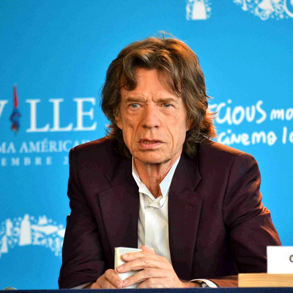 Miss Bobby_Mick_Jagger_Deauville 2014