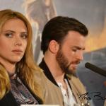 Miss Bobby_Scarlett Johansson et Chris Evans
