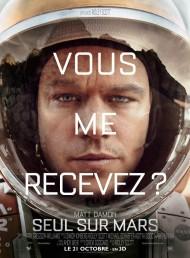 Seul sur Mars – Bande-annonce