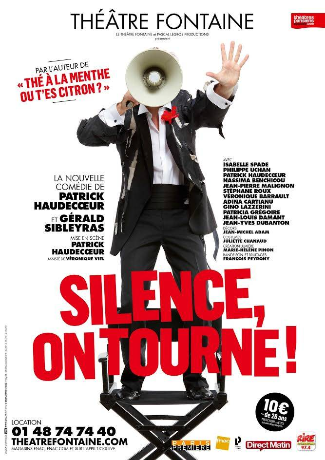 Silence, on tourne_théâtre