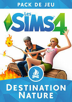 Miss Bobby_Sims 4 - Destination Nature