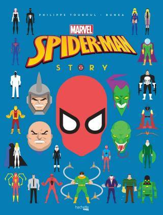 Spiderman story