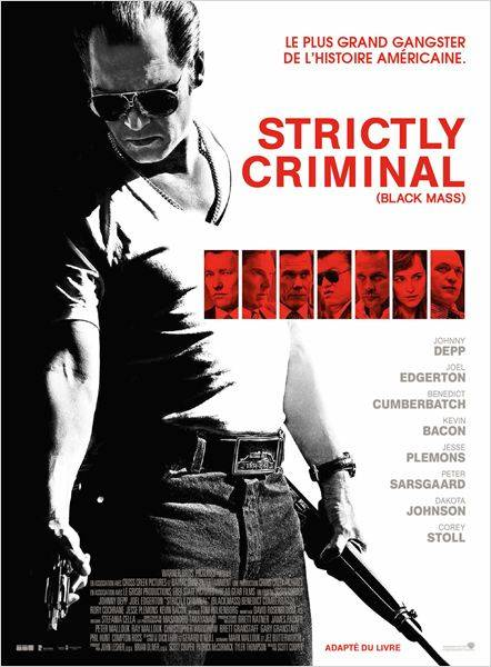 Strictly Criminal film johnny depp