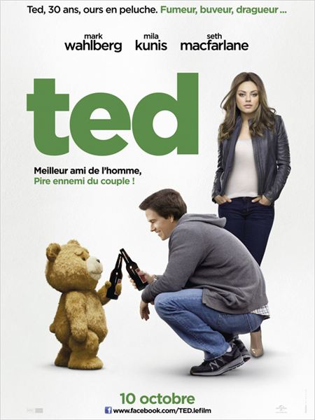 [Concours] Ted