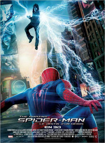 Miss Bobby_The Amazing Spider-Man le destin_d'un héros