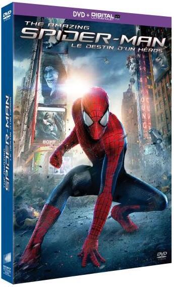 Miss Bobby_The Amazing_Spider-man 2 dvd