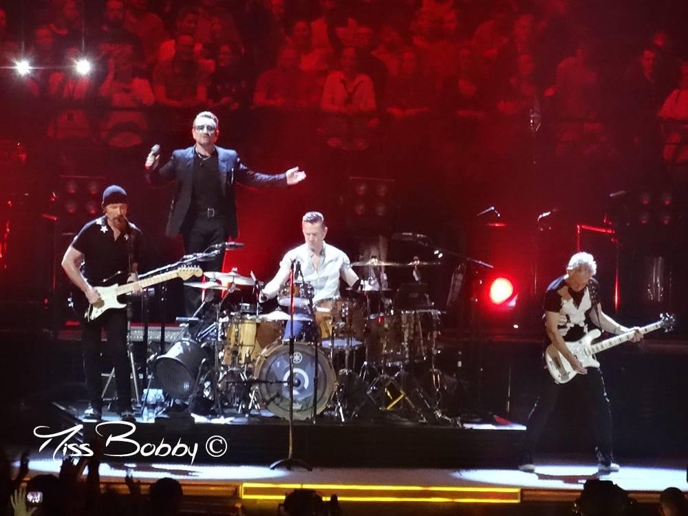 U2 - Bercy - 12.2015 - Paris