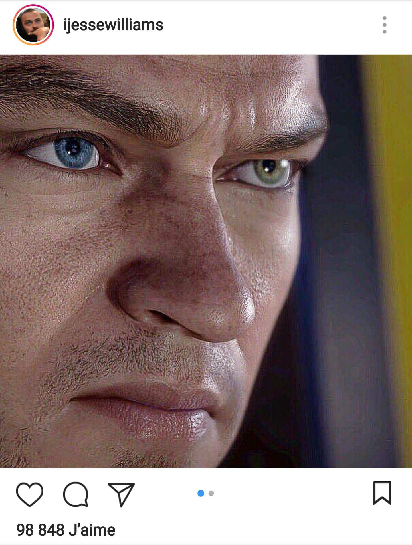 Detroit Become Human - Jesse Williams