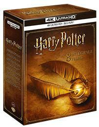 Intégrale Harry Potter 4K