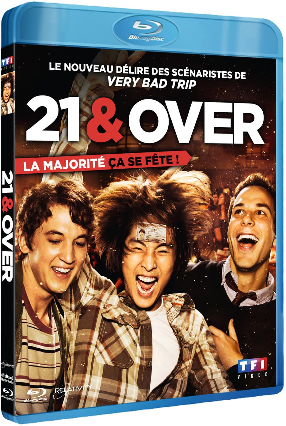 Miss Bobby_21&OVER_Blu-Ray