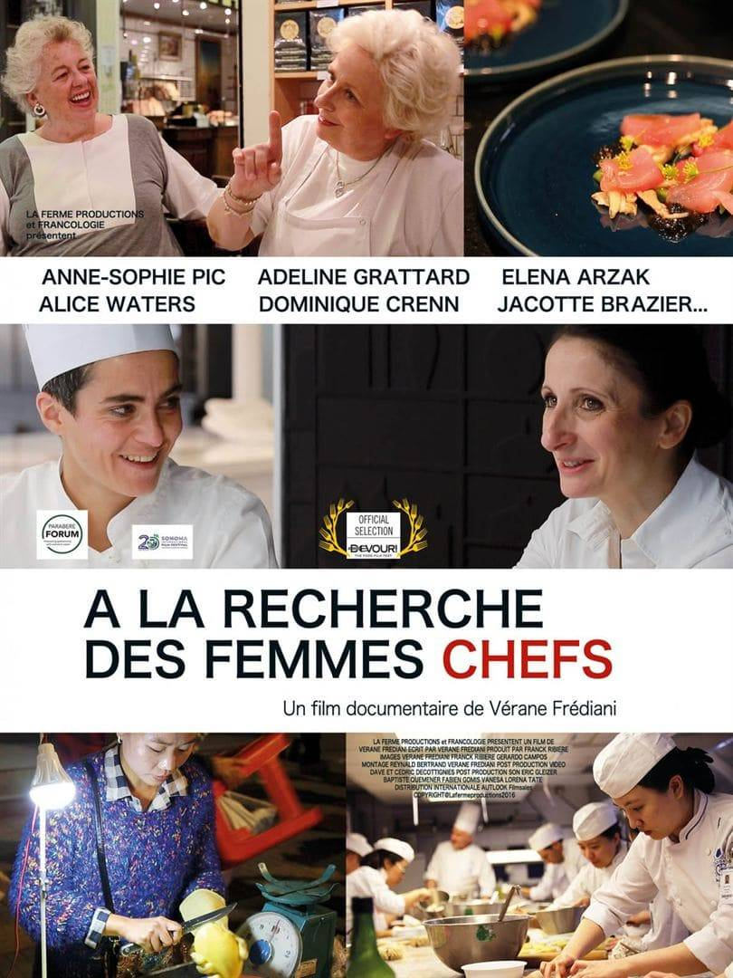 A la recherche des femmes chefs_verane friedani