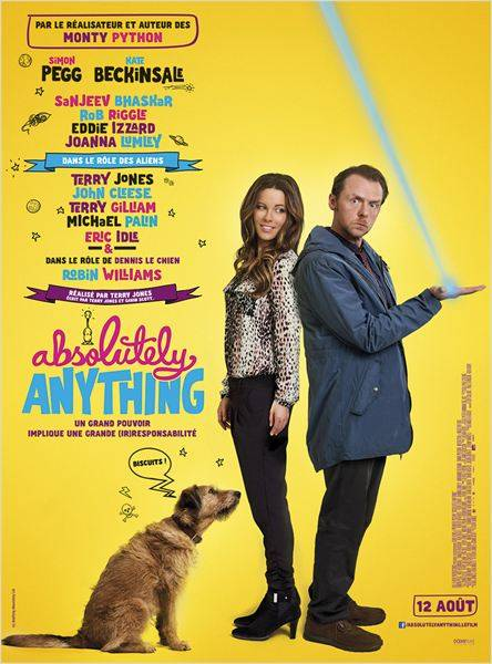 Absolutely Anything film critique