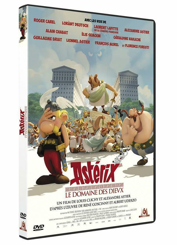 Miss Bobby_Astérix DDD_DVD