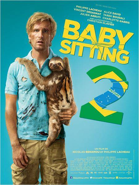 Babysitting 2 film