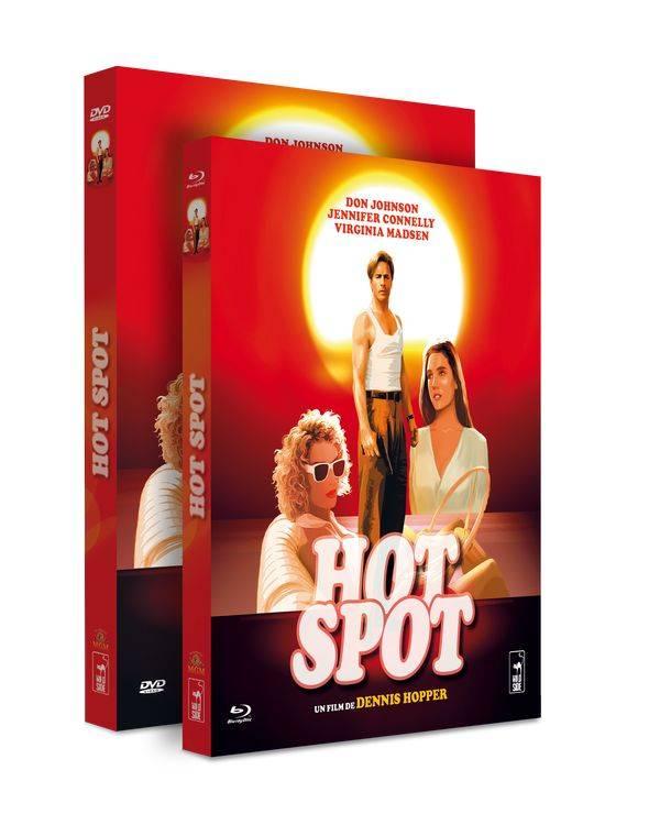 Blu-Ray Hot Spot Dennis Hopper