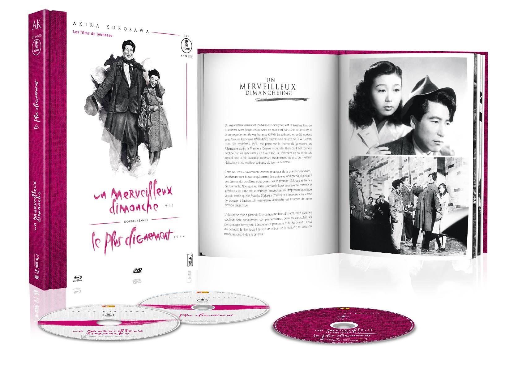 Blu-Ray Kurosawa films