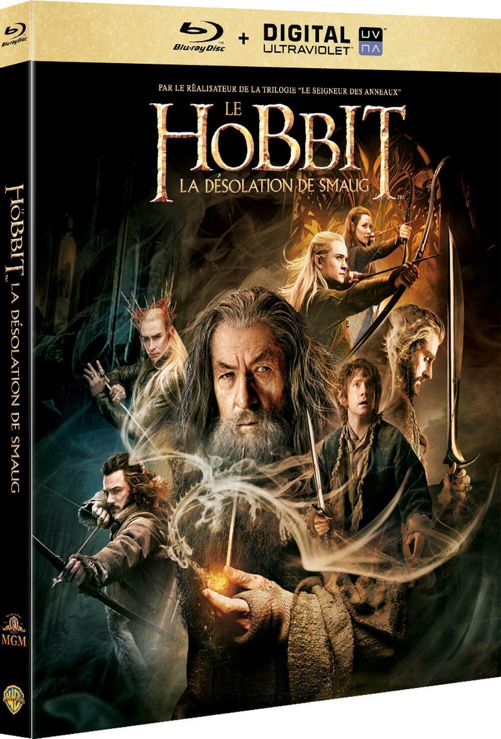 Miss Bobby_Blu-Ray - Le Hobbit La Désolation_de Smaug