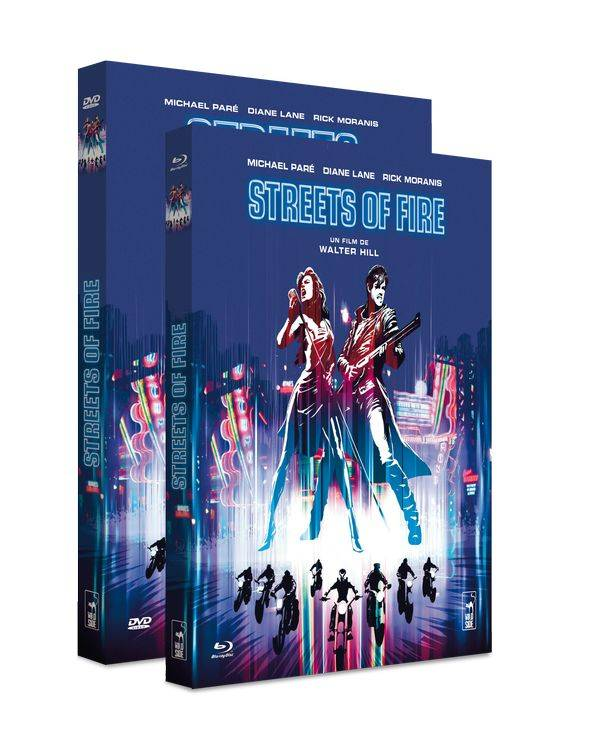 Blu-Ray Streets of Fire Walter Hill