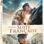 Blu-Ray Suite Française film michelle williams