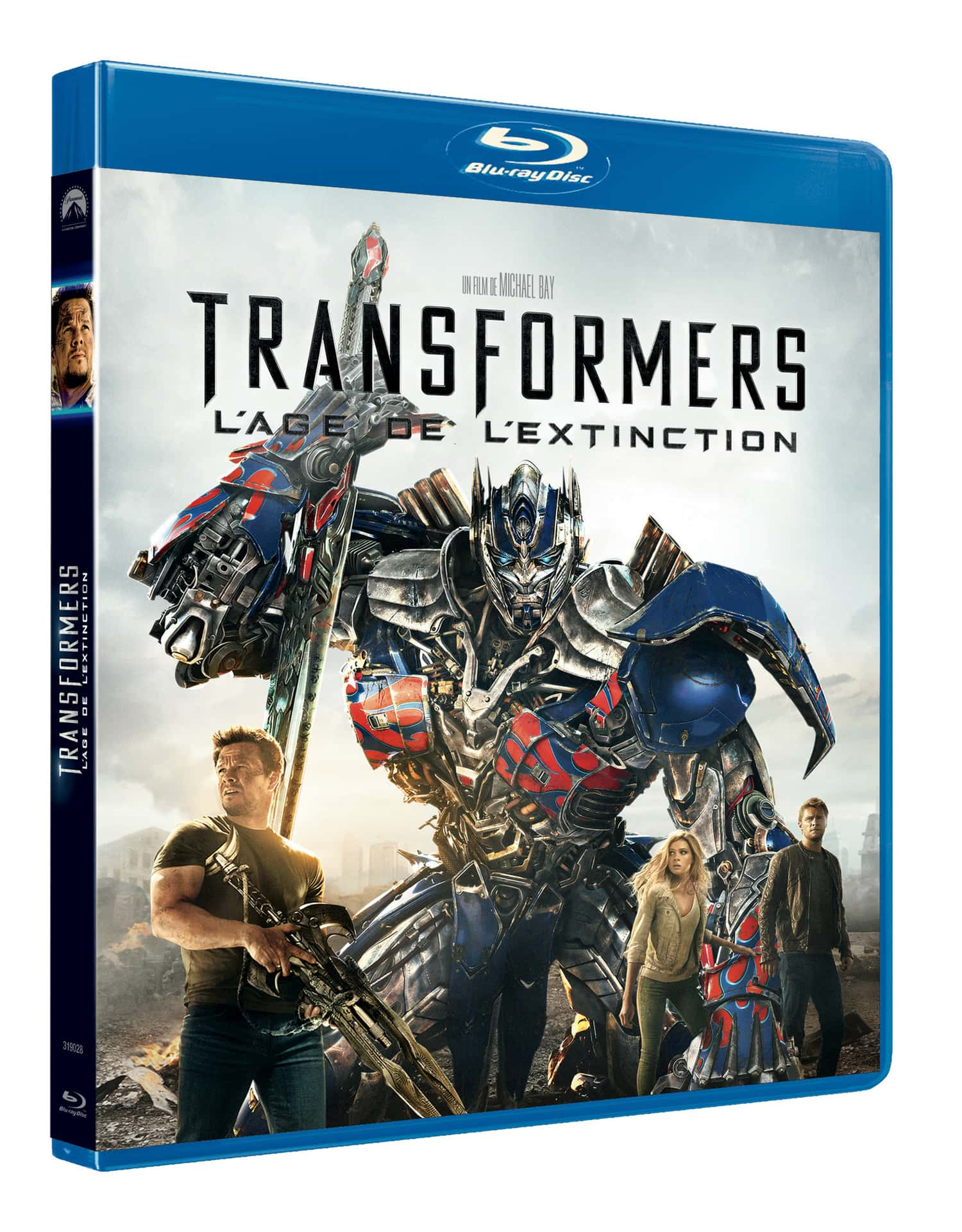 Miss Bobby_Blu-Ray - TRANSFORMERS L'AGE DE L'EXTINCTION