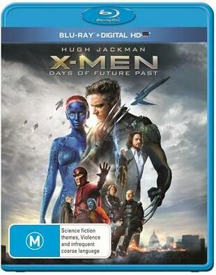 Miss Bobby_Blu-Ray - X-Men - Days of Future Past