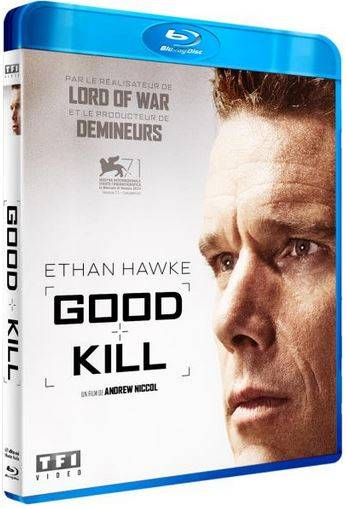 Blu-Ray_Good Kill Ethan Hawke