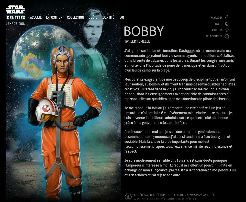 Miss Bobby_Star Wars Identities