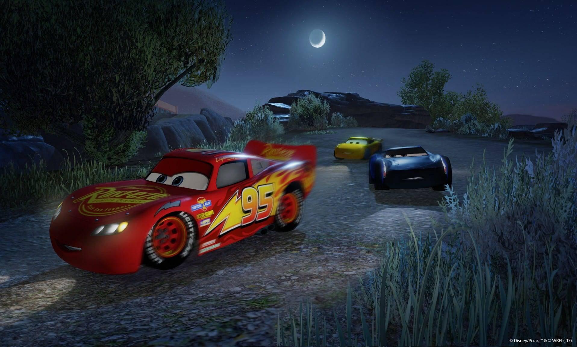 Cars 3 - course vers la victoire_jeu