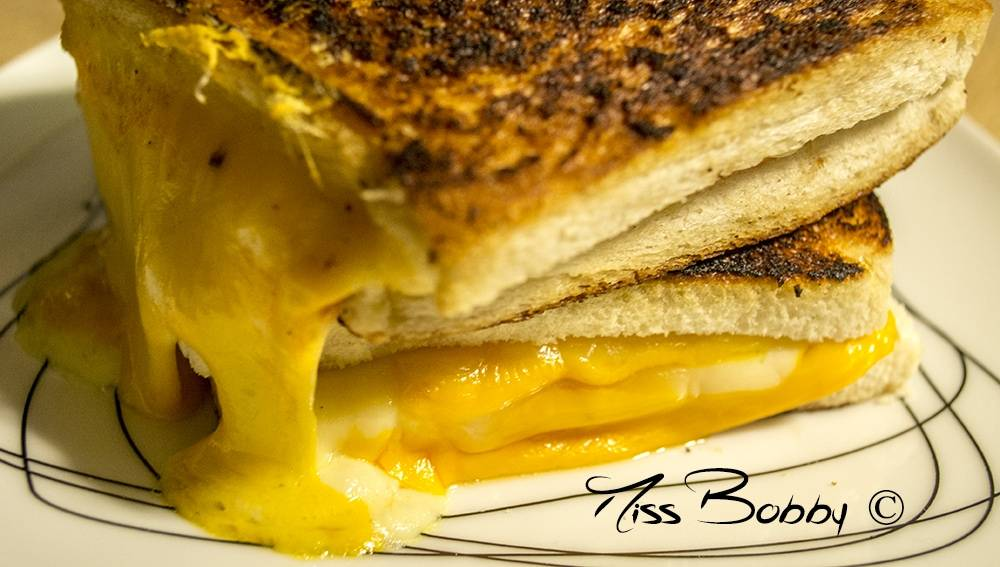 #Chef_grilled cheese_recette