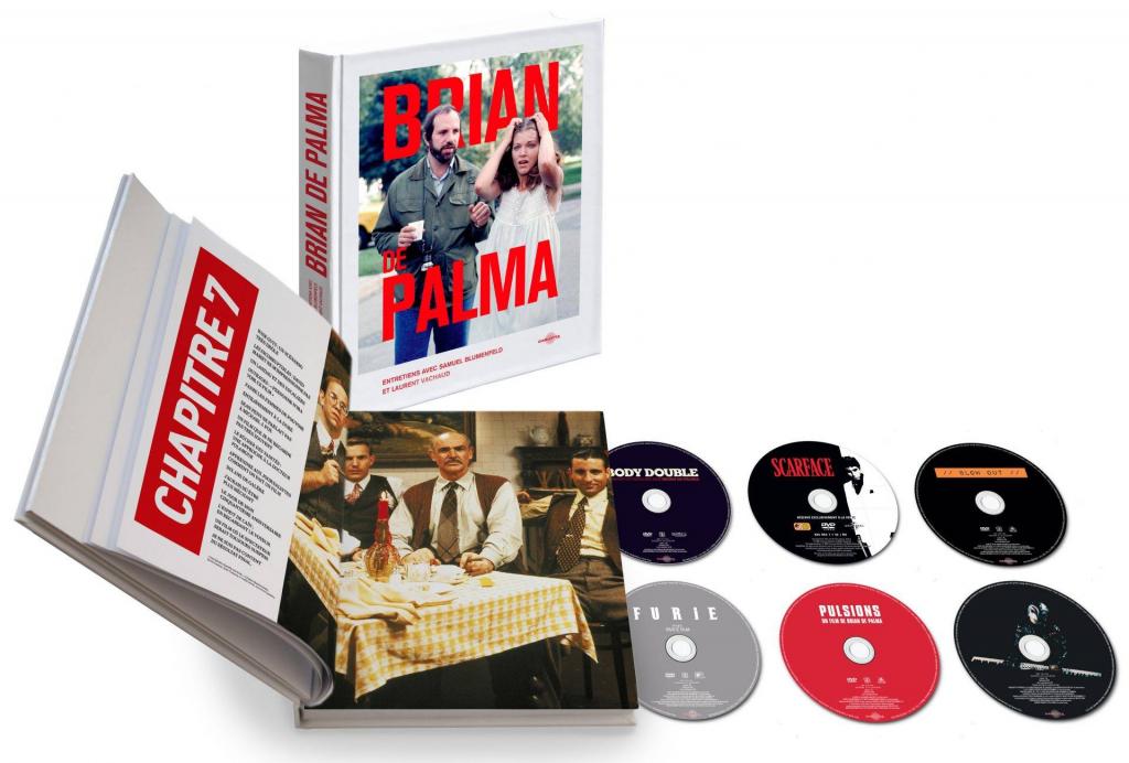 Coffret Brian de Palma